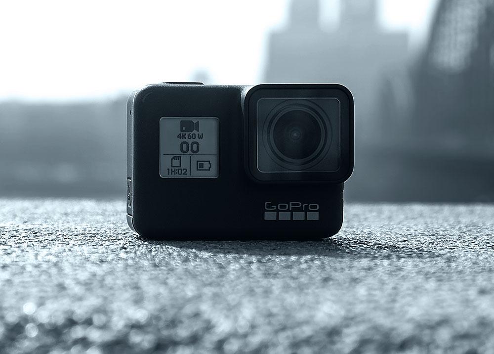 Kamery GoPro